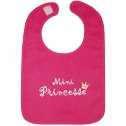 Bavoir Mini Princesse