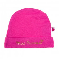 Bonnet mini princesse