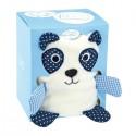 Couverture bébé Doudou panda