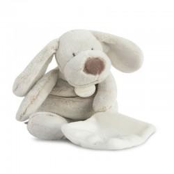 doudou lapin beige